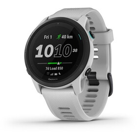 Garmin Forerunner 745 Running Smartwatch, whitestone